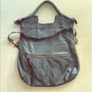 Foley and Corinna Bag - Black - medium size